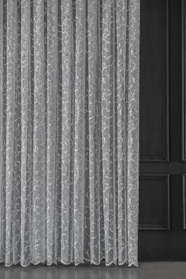 Modern desenli kullanışlı tül (R-2806)