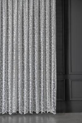 Modern desenli kullanışlı tül (R-2828)